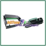 Lexmark E250, E350, E352 Compatible Toner Cartridges & Drum Unit - 2 Piece Combo