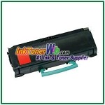 Lexmark E260, E360, E460, E462 Compatible Toner Cartridge