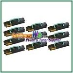 Lexmark E450 Compatible Toner Cartridges - 10 Piece