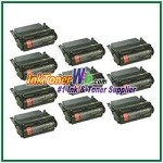 Lexmark Optra S High Yield Compatible Toner Cartridges - 10 Piece