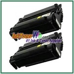 Lexmark T420 High Yield Compatible Toner Cartridges - 2 Piece