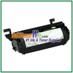 Lexmark Optra T, T610, T612, T614, T616 High Yield Compatible Toner Cartridges