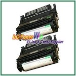 Lexmark T630, T632, T634, X630, X632, X634 High Yield Compatible Toner Cartridges - 2 Piece