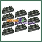 Lexmark T640, T642, T644 High Yield Compatible Toner Cartridges - 10 Piece