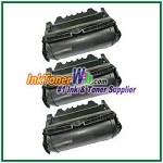 Lexmark T640, T642, T644 High Yield Compatible Toner Cartridges - 3 Piece