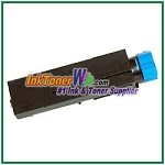 OKI Data 44574701  Compatible Black Toner Cartridge for B411/B431