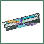 OKI Data 44250715 Type D1 High Yield Compatible Cyan Toner Cartridge for C110/C130n/MC160 MFP