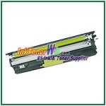 OKI Data 44250713 Type D1 High Yield Compatible Yellow Toner Cartridge for C110/C130n/MC160 MFP