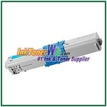 OKI Data 44469703 Compatible Cyan Toner Cartridge for C330