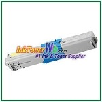 OKI Data 44469701 Compatible Yellow Toner Cartridge for C330