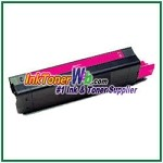 OKI Data 42127402 High Yield Compatible Magenta Toner Cartridge