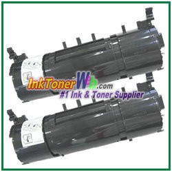 Panasonic KX-FA85 Compatible Black Toner Cartridge  - 2 Piece
