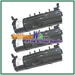 Panasonic KX-FA85 Compatible Black Toner Cartridge  - 3 Piece