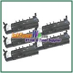 Panasonic KX-FA85 Compatible Black Toner Cartridge  - 5 Piece
