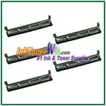 Panasonic KX-FAT92 Compatible Black Toner Cartridge  - 5 Piece