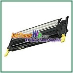 Yellow Toner Cartridge Compatible with Samsung CLP310/315 CLT-Y409S