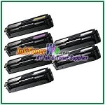 Toner Cartridge Compatible with Samsung CLT-K504S CLT-C504S CLT-M504S CLT-Y504S High Yield - 6 Piece Combo