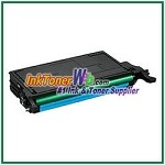 Cyan Toner Cartridge Compatible with Samsung CLP-770 CLT-C609S