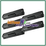 Toner Cartridge Compatible with Samsung MLT-D101S - 5 Piece