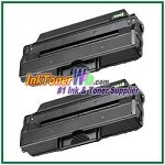 Toner Cartridge Compatible with Samsung MLT-D103L - 2 Piece