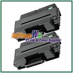 Toner Cartridge Compatible with Samsung MLT-D205L - 2 Piece