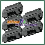 Toner Cartridge Compatible with Samsung MLT-D205L - 5 Piece