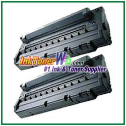 Toner Cartridge Compatible with Samsung ML-1520D3 - 2 Piece