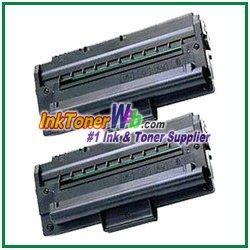 Toner Cartridge Compatible with Samsung ML-1710D3 - 2 Piece