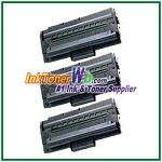 Toner Cartridge Compatible with Samsung ML-1710D3 - 3 Piece