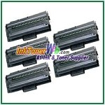 Toner Cartridge Compatible with Samsung ML-1710D3 - 5 Piece