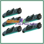Toner Cartridge Compatible with Samsung ML-2010D3 - 5 Piece