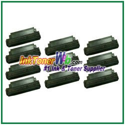 Toner Cartridge Compatible with Samsung ML-2150D8 - 10 Piece