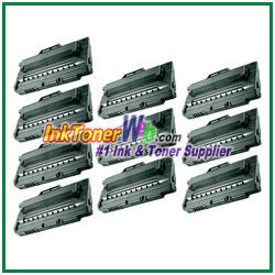 Toner Cartridge Compatible with Samsung ML-2250D5 - 10 Piece