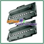 Toner Cartridge Compatible with Samsung ML-2250D5 - 2 Piece