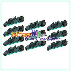 Toner Cartridge Compatible with Samsung ML-2510D3 - 10 Piece