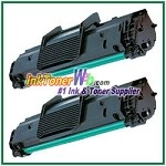 Toner Cartridge Compatible with Samsung ML-2510D3 - 2 Piece