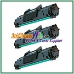 Toner Cartridge Compatible with Samsung ML-2510D3 - 3 Piece