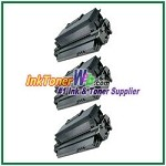 Toner Cartridge Compatible with Samsung ML-2550DA - 3 Piece