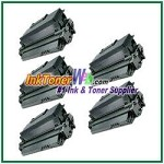 Toner Cartridge Compatible with Samsung ML-2550DA - 5 Piece