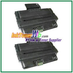 High Yield Toner Cartridge Compatible with Samsung ML-D2850B - 2 Piece