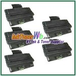 High Yield Toner Cartridge Compatible with Samsung ML-D2850B - 5 Piece