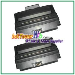 High Yield Toner Cartridge Compatible with Samsung ML-D3050B - 2 Piece