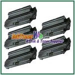 High Yield Toner Cartridge Compatible with Samsung ML-D3470B - 5 Piece