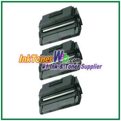 Toner Cartridge Compatible with Samsung ML-3560D6 - 3 Piece