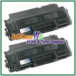 Toner Cartridge Compatible with Samsung ML-6060D6 - 2 Piece