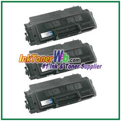 Samsung ML-6060D6 Compatible Toner Cartridge - 3 Piece