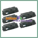 Toner Cartridge Compatible with Samsung ML-6060D6 - 5 Piece