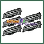 Toner Cartridge Compatible with Samsung MLT-D105L - 5 Piece