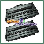 Toner Cartridge Compatible with Samsung MLT-D109S - 2 Piece