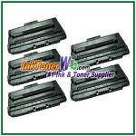 Toner Cartridge Compatible with Samsung MLT-D109S - 5 Piece